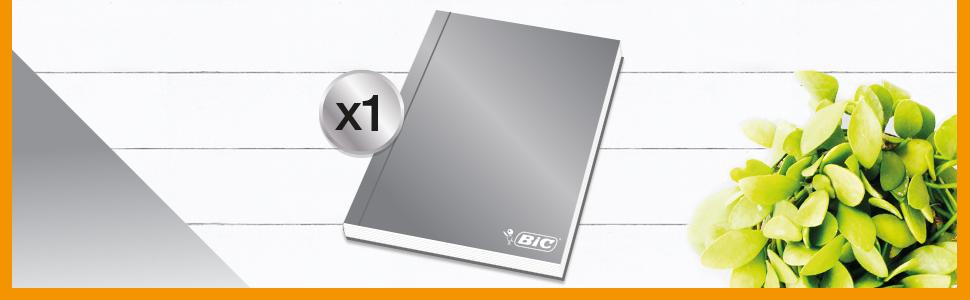 BIC Silver Set Pens Markers Mechanical Pencil Gel Pen 4 Colour