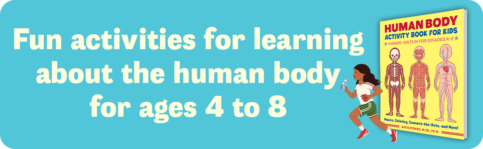 human body for kids, human body, science for kids, human anatomy coloring book