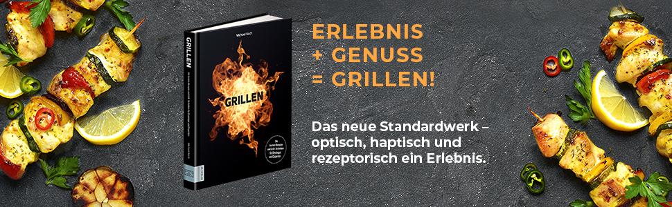 Grillbuch Barbecue grillen Grill-Rezepte BBQ gasgrill Holzkohlegrill Kohlegrill Elektrogrill