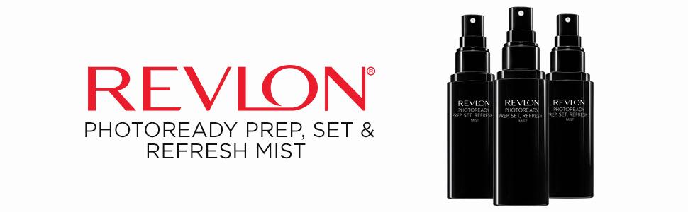Revlon Photoready Prep, Set and Refresh Mist : Amazon.co.uk: Beauty