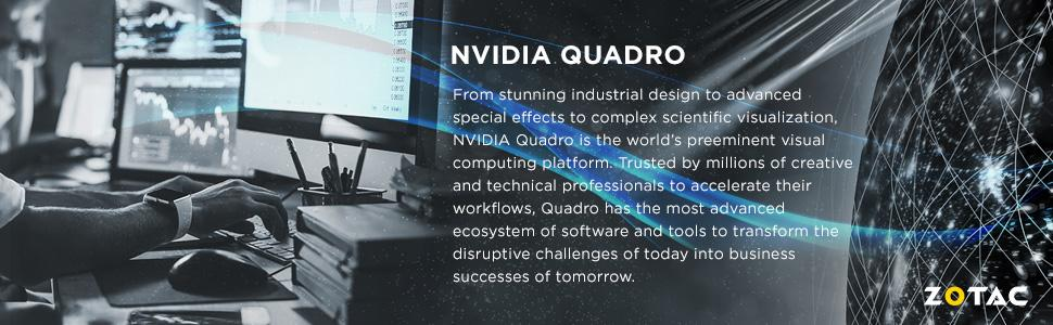 ZOTAC ZBOX-QK7P5000-U Q-Series VR Ready Pro Workstation Mini PC NVIDIA  Quadro P5000 Intel Core i7 No Ram/Drive/OS Barebone