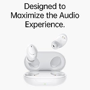 Designed audio