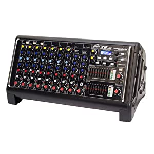 peavey xr at mixer musical instruments. Black Bedroom Furniture Sets. Home Design Ideas