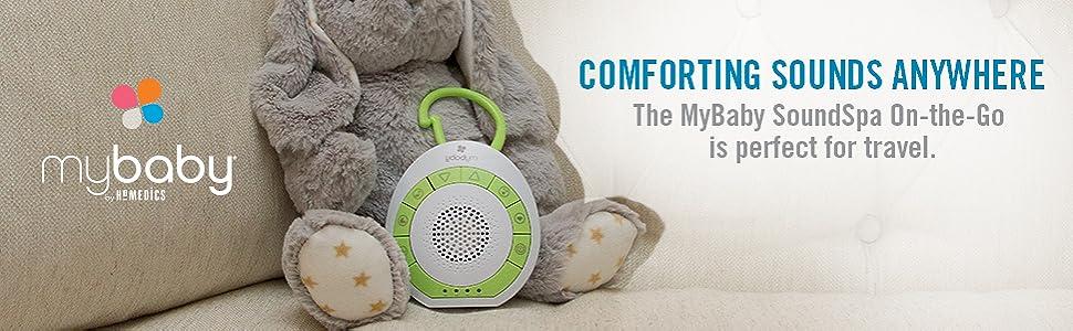 MyBaby On-the-Go SoundSpa