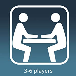 3 to 6 players