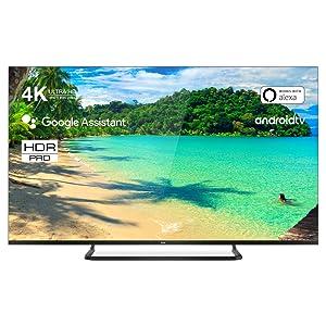 TCL 50EP680, Televisor de 126 cm (50 pulgadas), Smart TV con ...