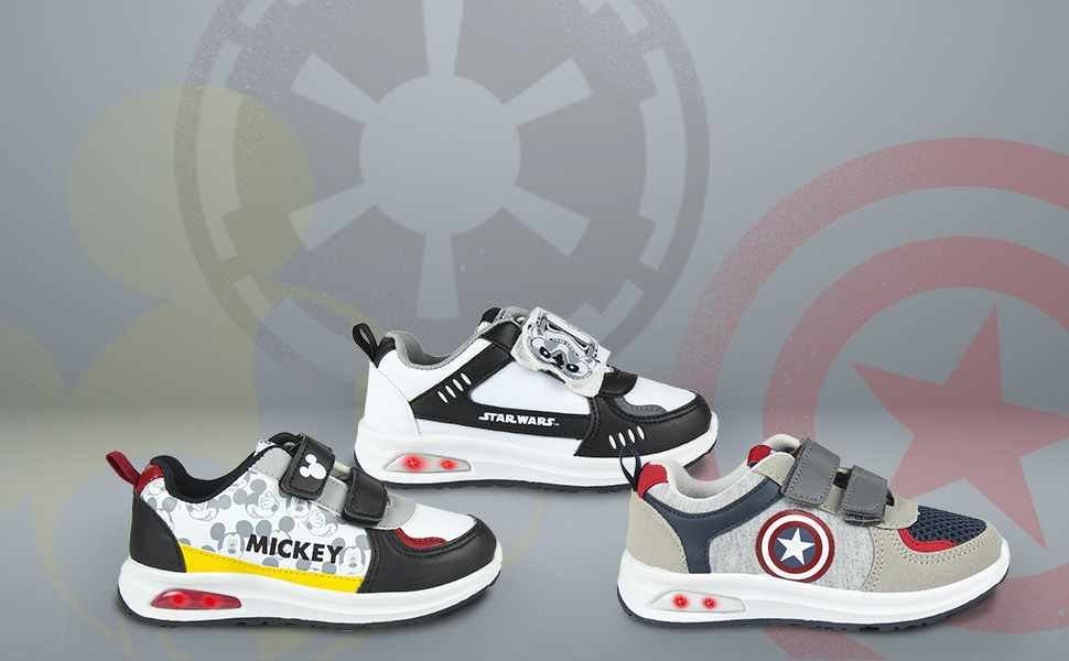 comprar zapatillas de luces;marcas de zapatillas luminosas