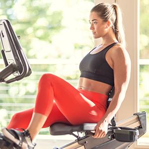Recumbent bike recumbnet bike 270 cardio fitness workout exercise schiwnn schwinn shwinn seat