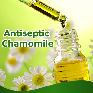 Enriched with Chamomile  extracts