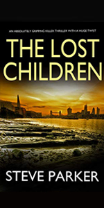 the lost children ray paterson steve parker joffe crime thriller mystery detective murder kindle uk