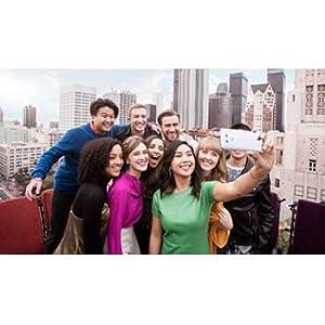 Goodbye Selfie-Stick: Mehr erfassen mit den G6 Weitwinkel-Kameras
