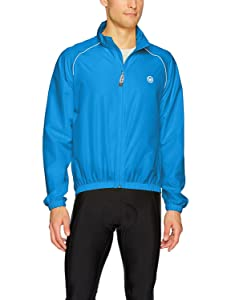 New Canari Cyclewear Mens 3 Season Light Shell Jacket Killer Yellow size L Large