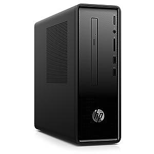 HP Slimline 290-p0000ns - Ordenador de sobremesa (Intel Core i3 ...