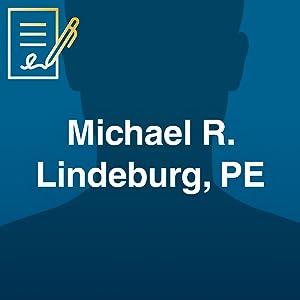 Michael R. Lindeburg, PE
