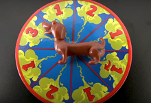 doggie, doo, spinner
