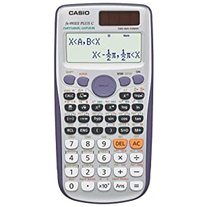 how to work out fractions on a casio calculator