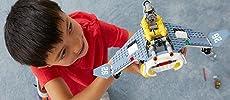 Ninjago Movie, LEGO, building, ninja, creative play, interactive, role play, Manta Ray, minifigure