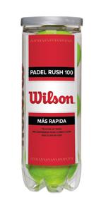 Wilson Rak Pak Bolsa de pádel, hasta 6 palas, puede usarse ...