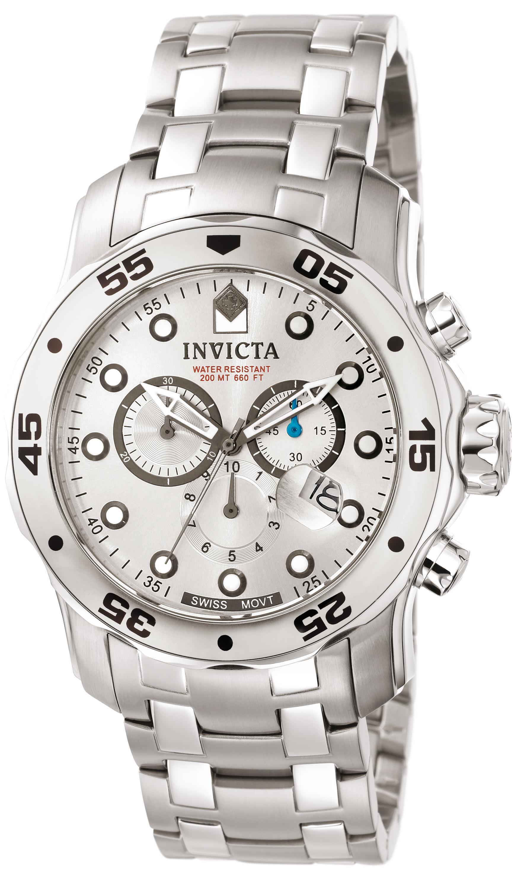 Amazon.com: Invicta Men's 0071 Pro Diver Collection