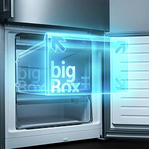 Tủ lạnh Siemens