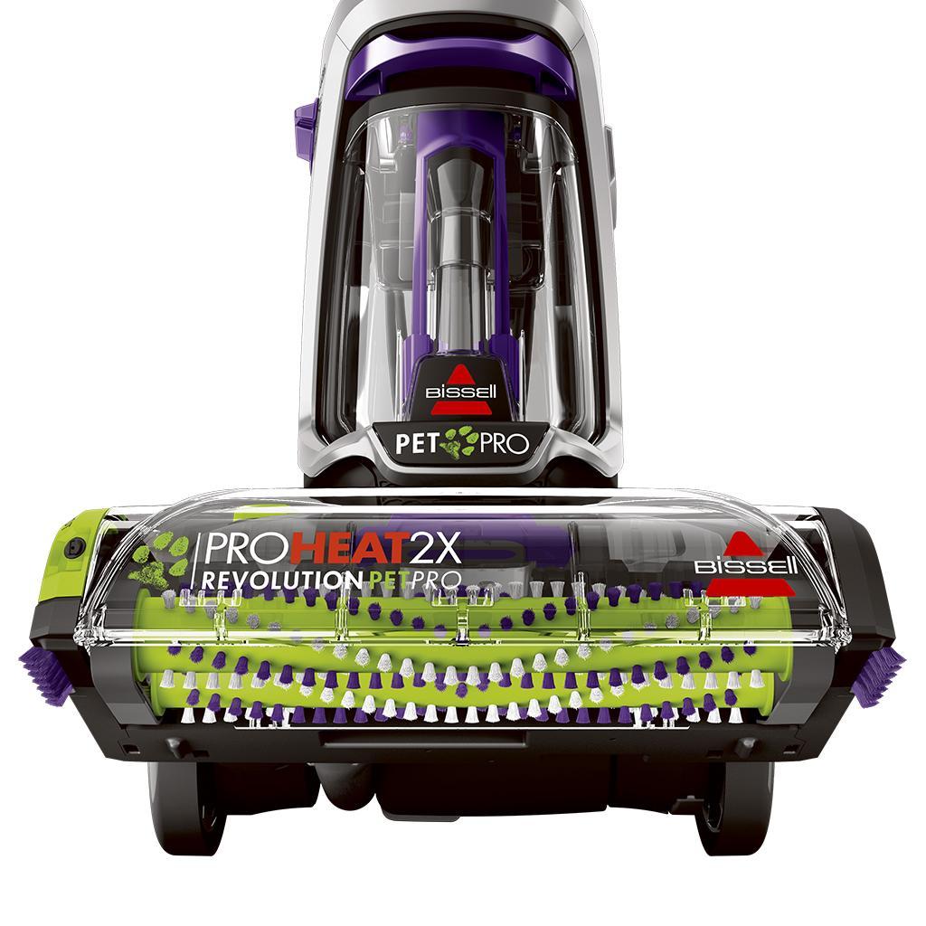 Rug Doctor Deep Carpet Cleaner Vs Bissell Proheat 2x Revolution: Amazon.com: Bissell ProHeat 2X Revolution Pet Pro Full