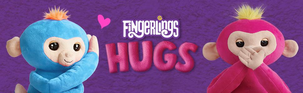 Fingerlings HUGS