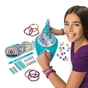 kumikreator,friendship bracelet maker,toys for girls, tweens, teenage girls, jewelry, easy to create