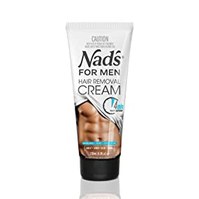 Amazon Com Nad S For Men Hair Removal Cream Painless Hair
