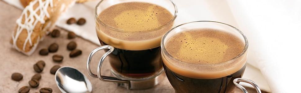 Máquina para cafetera espresso