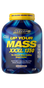 Up Your Mass, Weight Gainer