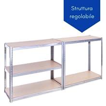 struttura regolabile