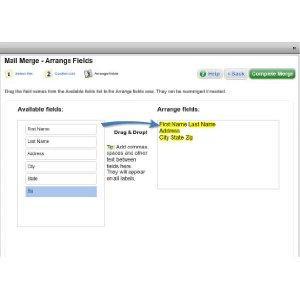 Amazon Com Avery Mailing Labels With Trueblock