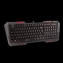 Natec - Genesis rx55 Pro Gaming - Teclado.: Genesis: Amazon ...