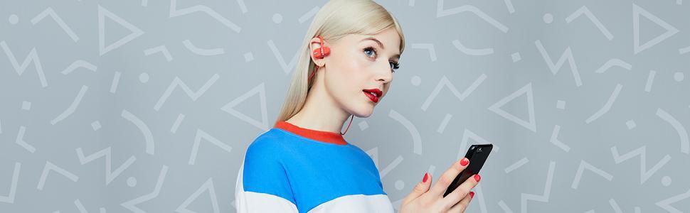 JAM Audio, слушалки с шумопотискане, най-добрите слушалки, водоустойчиви слушалки.