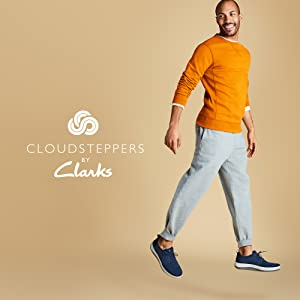 Clarks, Clarks Mens, Clarks Shoes, Clarks Adults, Clarks Runners, Mens Shoes, Mens sneakers, Shoes