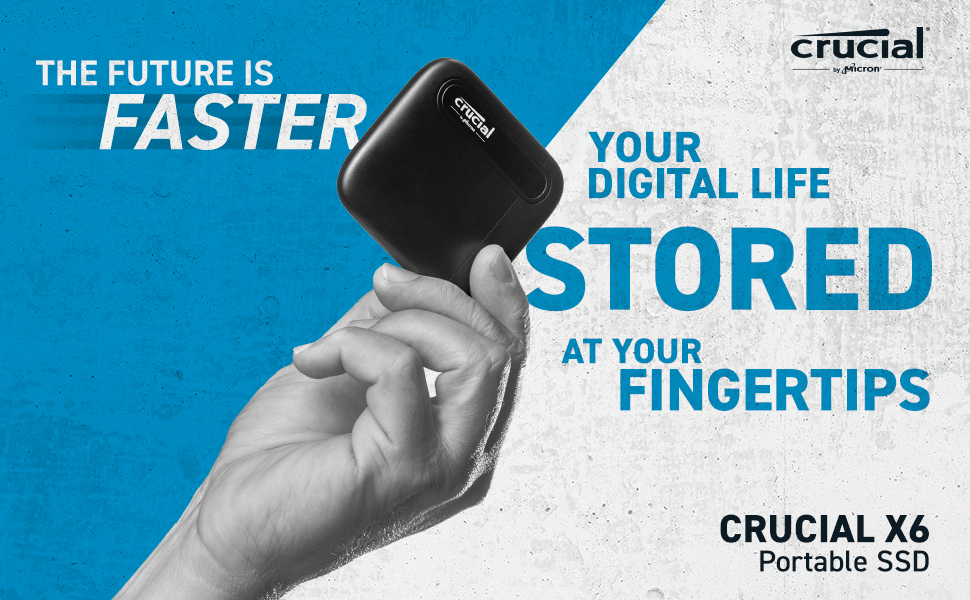 Your Digital Life Stored At Your Fingertips