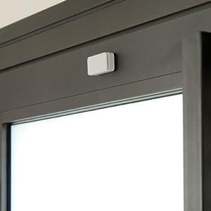 intellitag, eenvoudige installatie, openingsdetector, somfy protect, alarm