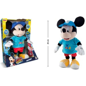 Imc Toys Peluche Disney Mickey Peluche Interactive 181830