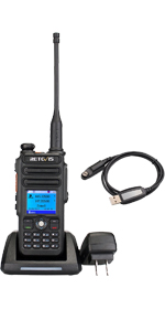 Amazon com: Ailunce HD1 DMR Radio Dual Band Waterproof 2 Way