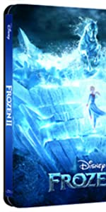 frozen ii steelbook disney bluray