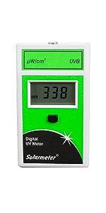 Tenmars tm-213; uvb meter; uv checker; smart meter tm-213 ...