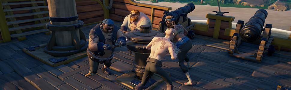 Amazon com: Sea of Thieves: Standard Edition - Xbox One