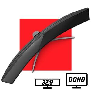 Quad High Definition QHD - DQHD