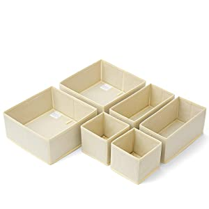 EZOWare Cajas de Almacenaje Multiuso