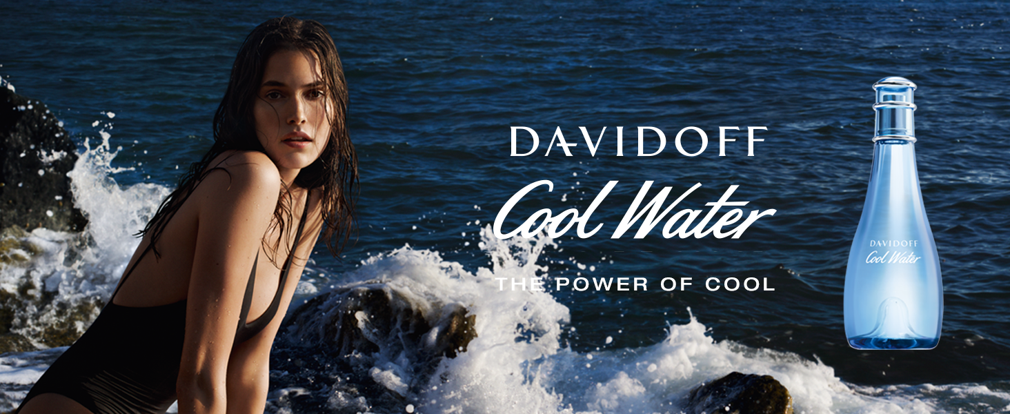 Davidoff Cool Water Woman Eau Deodorant Natural Spray 100ml