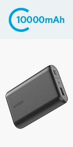PowerCore 10000 portable charger