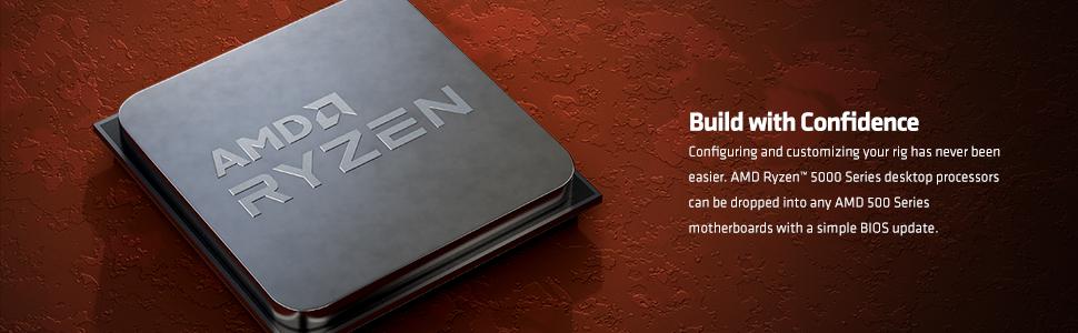 Ryzen 5900X - Section 4 Chipset