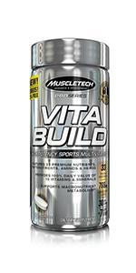 vitabuild, multivitamin