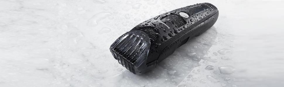 Panasonic ER-SB40-K803 - Barbero Premium de Precisión (Motor Ultrarrápido, Carga Rápida, Accesorio Adicional, Con o Sin cable, Motor Lineal, 19 ...