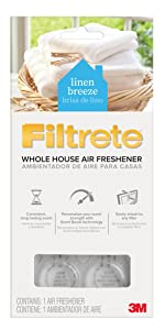 Whole House Air Freshener, Home Fragrance, Linen Breeze